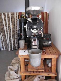 Blaauwklippen Wine Estate, Stellenbosch - Coffee Roastery