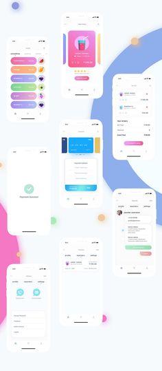 Jusbar Free UI Kit XD