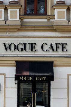 Vogue Cafe | Moscow