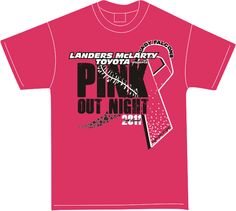 14685ede pink out cancer football t shirts | Pink Out Night 2011 – LCHS Girls  Softball