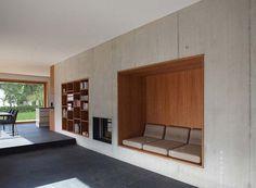 cabbagerose:  two in one house/triendl und fessler architecten via: plastolux