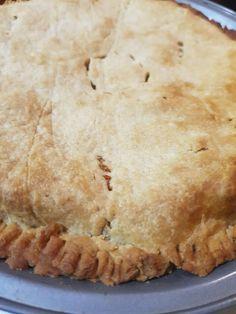 Τραγανή μηλόπιτα με σπιτική ζύμη - Just life Pie, Desserts, Food, Torte, Tailgate Desserts, Cake, Deserts, Fruit Cakes, Essen