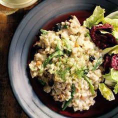 deVegetariër.nl - Vegetarisch recept - De Kamer in de Keuken: Wouter Bos' risotto met groenten uit de oven