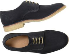 CREPE SOLE DERBY