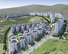 XRBIA is designed and master-planned by Architect Hafeez Contractor who has created a revolutionary housing design for this new residential project.
