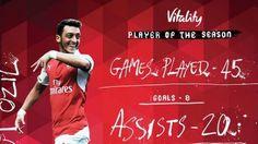 + Fußball, Transfers, Gerüchte +: Mesut Özil ist Arsenals Bester