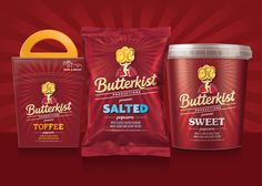 Butterkist Productions on Packaging of the World - Creative Package Design Gallery