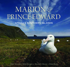 This book tells the story of Marion Island and Prince Edward Island, South Africa's southernmost territories; their fiery origins, their discovery and exploitation, the amazing plants and animals that live and grow there, and their current importance for research and conservation.  The book features various photographs which capture the beauty of these remote and unique environments.