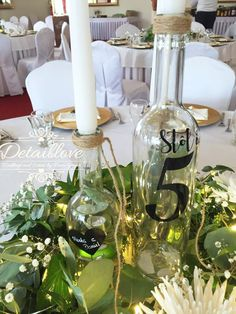 Wedding Decorations, Table Decorations, Home Decor, Decoration Home, Room Decor, Wedding Decor, Home Interior Design, Dinner Table Decorations, Home Decoration