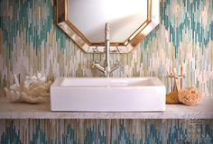New Ravenna introduces new line of handcrafted glass tile | New Ravenna Mosaics