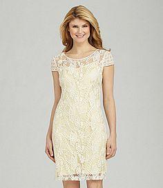 ee17e21c2c Antonio Melani Josselyn Embroidered Dress  Dillards