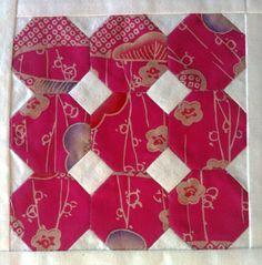 Lorena's Patchwork & Quilting Notes: Week 5, English Paper Piecing