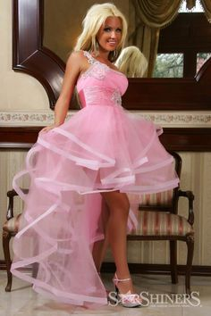 Rochie Sherri Hill Gorgeous Pink