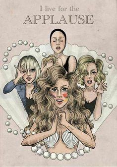 Wallpaper - Lady Gaga