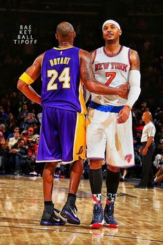 best cheap 7a207 a72dc Carmelo Anthony is more or less Kobe Bryant but without the Mamba Mentality.  -ATrain