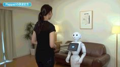 Pepper The Robot May Be Your Next Family Member