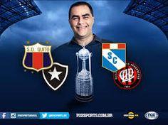 Atlético Paranaense x Sporting Cristal Pré Libertadores 2014 : Botafogo x Deportivo Quito e Atlético Paranaense x Sporting Cristal Ao Vivo