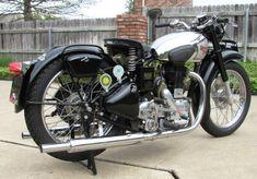 1949 Royal Enfield J2 500cc Twin