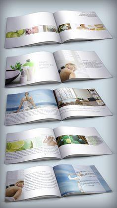 luxury spa brochure - Google Search                              …