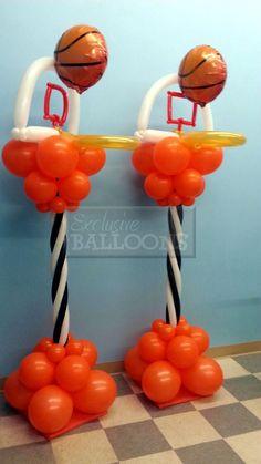 Basketball columns
