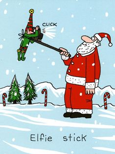 22 Funny Yet Sometimes Rude Cards To Send This Christmas - Holiday humor Funny Christmas Cards, Christmas Humor, Christmas Fun, Funny Christmas Cartoons, Christmas Cookies, Holiday Fun, Funny Quotes, Funny Memes, Hilarious