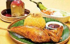 Grilled chicken