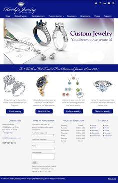Jewelry Website Customization and Conversion Optimization