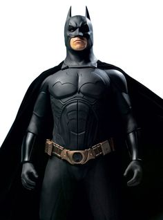 The Batman Begins suit