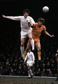 Wolves 0 Leeds Utd 0 in March 1969 at Molineux. Eddie Gray and Les Wilson in action in the Division clash. Football Cards, Football Jerseys, Leeds United, Wolverhampton, Card Games, Framed Prints, The Unit, Wolves, Memories