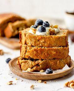 Healthy Baking, Healthy Snacks, Sweets Cake, Pureed Food Recipes, Happy Foods, Pie Dessert, Love Food, Sweet Recipes, Bakery