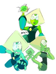 Look at the tiny peri in the back Steven Universe Personajes, Lapis And Peridot, American Cartoons, Steven Universe Comic, Lapidot, Cartoon Tv Shows, Universe Art, Drawing Reference, Cartoon Network