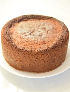 Viljaton kakkupohja 15-18cm Pudding, Desserts, Food, Tailgate Desserts, Deserts, Eten, Puddings, Postres, Dessert