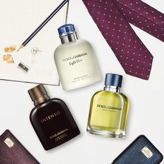 Celebrate Father's Day with Dolce&Gabbana Fragrances.  Discover a selection of gifts by #DGBeauty  #DGFamily