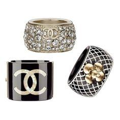 Chanel Bracelets- always leads in Chanel Bracelet, Chanel Jewelry, Bangle Bracelets, Jewelry Box, Jewelry Accessories, Fashion Accessories, Fashion Jewelry, Bangles, Jewelry Rings