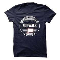 Norwalk Connecticut Its Where My Story Begins! Special Tees 2015