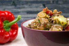 Low Carb Brokkoli-Hackfleisch-Pfanne - Gaumenfreundin - Foodblog aus Köln mit leckeren Rezepten von der schnellen Küche bis Low Carb