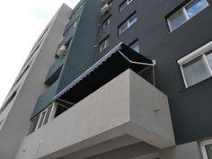Pentru umbrirea terasei saul al balconului Balcony