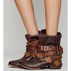 Free People Boots - SOLD HP Free People Freebird Wyatt Ankle Boot 7
