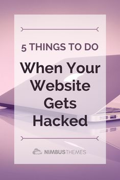 Finding out that your WordPress website has been hacked is stressful. It can potentially affect everything from your site's reputation to the traffic it receives – and more. Worse yet, if you're running an online store or a membership site, you could risk compromising your users' sensitive data.  Fortunately, there are a few steps you can follow to minimize the impact of the malicious hacking attempt and clean up your website…