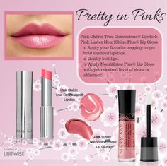 Nancy Little — Independent Beauty Consultant Mary Kay Mary Kay Lipstick, Mary Kay Makeup, Pink Lipsticks, Lipstick Shades, Makeup Lipstick, Imagenes Mary Kay, Selling Mary Kay, Mary Kay Ash, Mary Kay Cosmetics