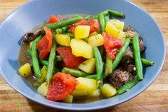 Eintopf mit Bohnen und Rind -- Rezept und Anleitung - Natürlich Lecker