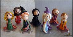 Coleção Chibi Potters - Harry Potter