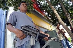 Coming to a town near you? Mexican vigilantes seize town, arrest local police - http://SurvivalistDaily.com/mexican-vigilantes-seize-town-arrest-local-police/