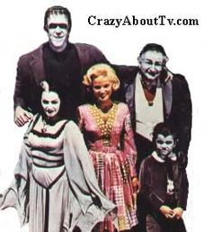 The Munsters TV Show Cast Members