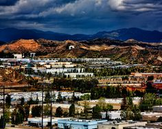 #SantaClarita is an ideal place for #business - and the view's not too bad either