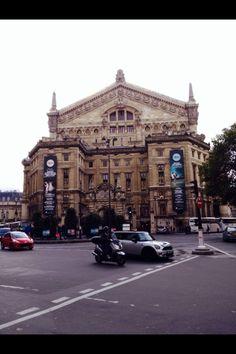 Operà, Paris