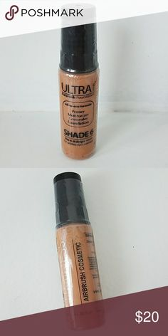 Luminess Airbrush Makeup Luminess Ultra Airbrush Foundation shade 6 Luminess Makeup Foundation