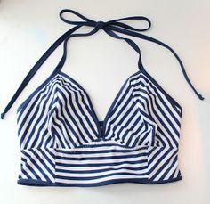 Ohhh Lulu...: Sarah & Ava Retro Swimsuit Tutorial Part 1