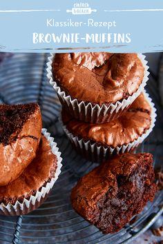 Simple Muffin Recipe, Healthy Muffin Recipes, Healthy Muffins, Banana Recipes, Clean Eating Recipes, Smoothie Recipes, Cake Recipes, Dessert Recipes, Eating Clean
