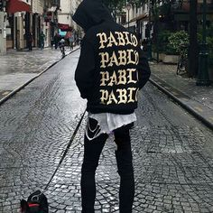 Pablo Paris Hoodies I feel like pablo Sweatshirts